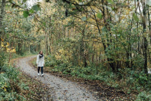 Een blog over je plek innemen